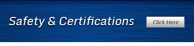 Safety & Certifications